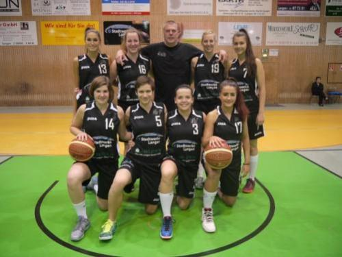 Baskets starten in Wasserburg in die 2. Bundesliga