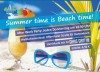 """After-Work-Party im Waldschwimmbad - """"Summer time is Beach time!"""""""