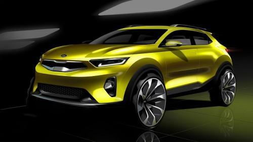 Selbstbewusster Crossover-Neuling: Kia Stonic