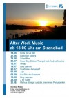 After Work Musik am Strandbad 2017 - Syndicate Unplugged