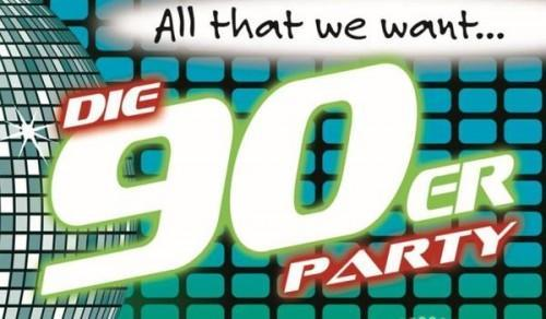 All That We Want VII: Die 90er-Party