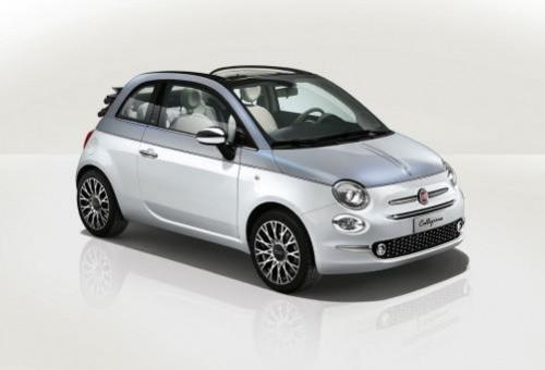 Exklusiver Look, innovative Technik – der Fiat 500 Collezione startet in Deutschland