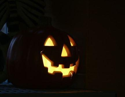 Halloween - Kleine Monster in Sprendlingen