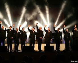 The 12 Tenors Konzert