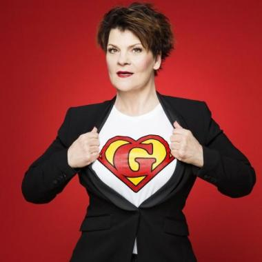 GAYLE TUFTS --SUPERWOMAN--
