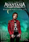 AVANTASIA - MOONGLOW WORLD TOUR 2019