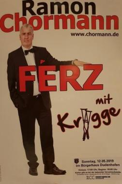 Comedy mit Ramon Chormann