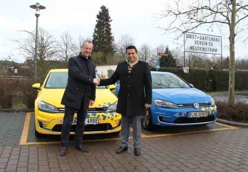 Happy birthday! Ein Jahr Carsharing in Heusenstamm