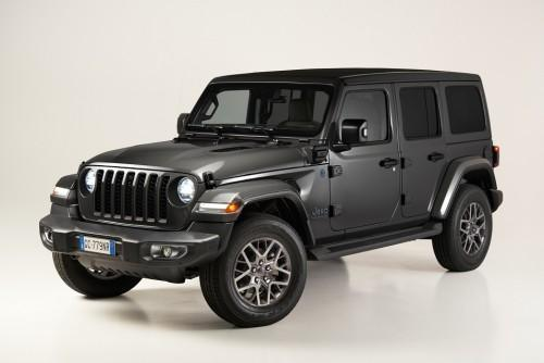 "Start der ""First Edition"" des neuen Jeep® Wrangler 4xe"